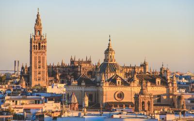 Besøg Sevilla når du rejser til Spanien