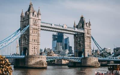 Besøg London på din rejse til Storbritannien