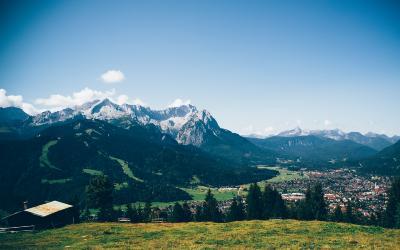 Oplev Garmisch-Partenkirchen på din rejse til Tyskland