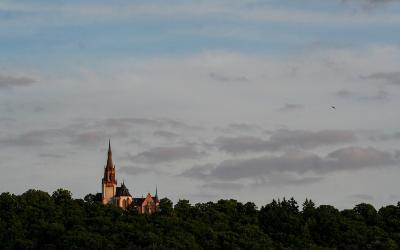 Oplev Rüdesheim på din rejse til Tyskland