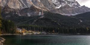 oplev Spitzingsee søen på din rejse til Tyskland