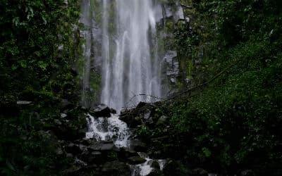 En af Costa Ricas populæreste byer er La Fortuna