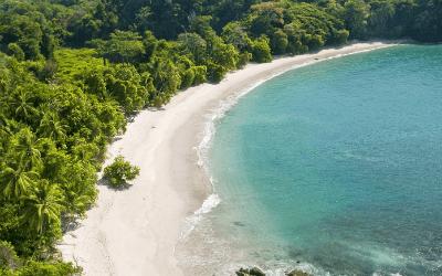Badeferie i Costa Rica skal holdes i Puerto Vuejo
