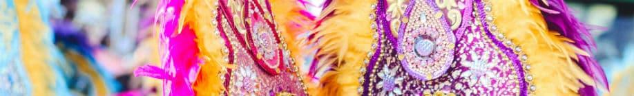På din Costa Rica rejse vil den mest farverige oplevelse være en karneval