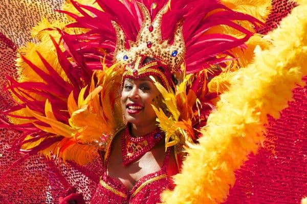 En Costa Rica rejse bør indebære en karneval