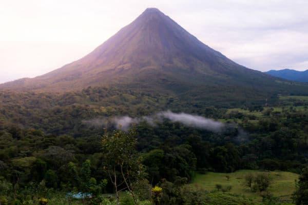 Rejs til Costa Rica og gå på vulkanen Arenal
