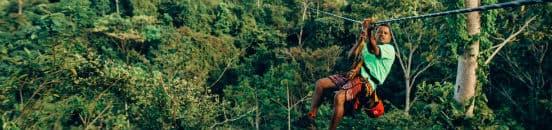 Rejs til Costa Rica og få et adrenalin kick med ziplining i Monteverde