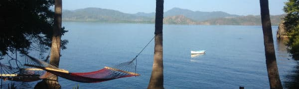 Tag på badeferie i Costa Rica