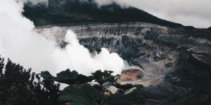 Lavere temperatur i Costa Ricas bjerge