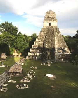 Find rejse til Mellemamerika