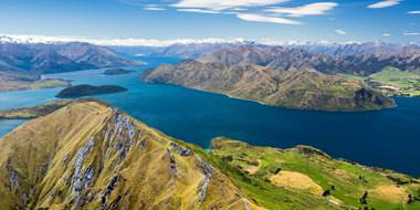 Trekking på en New Zealand rejse
