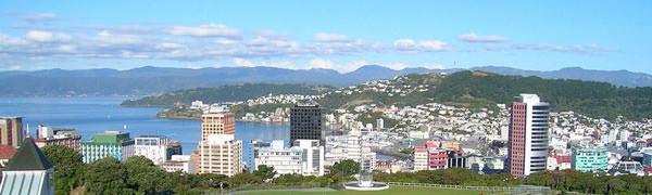 Hovedstad rejser til New Zealand