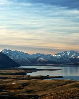 Find rejse til New Zealand