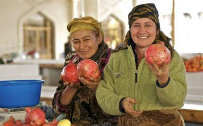 Husk visum hvis du skal til Usbekistan</a>