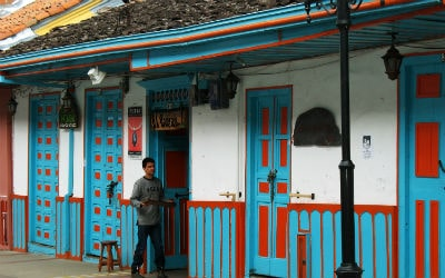 En rejse til Columbia kræver et gyldigt visum