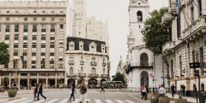 Rejser til Argentina tager dig gerne til hovedstaden Buenos Aires