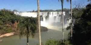 Besøg det smukke Iguazu vandfald, når du rejser i Argentina