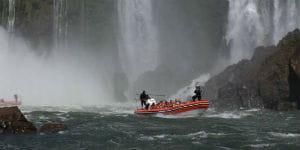 Tag til Iguazu vandfaldende på din rejse til Argentina