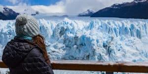 Porito Moreno er en af de smukkeste naturfænomener i Argentina