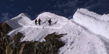 Bjergbestigning i Sydamerika