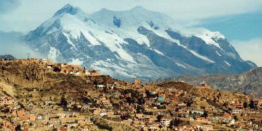Kultur i Bolivia