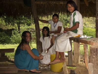 I Colombia er det officielle sprog spansk