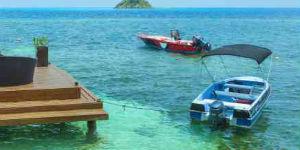 Vi har mange rejser til Colombias fiskerby