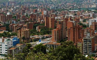 Find din rejse til Medellín i Colombia