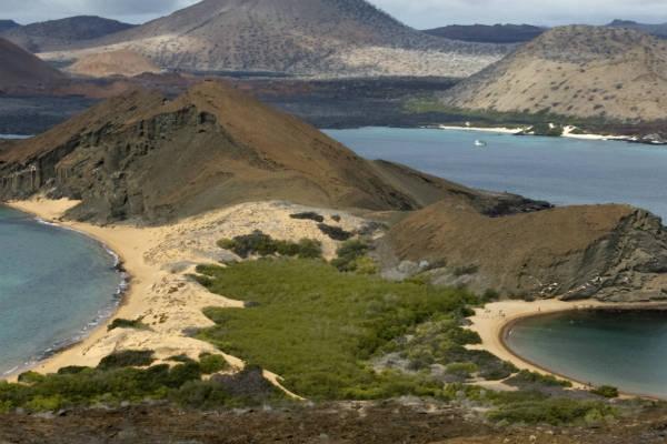 Kombiner din Peru rejse med et krydstogt til Galapagos øerne