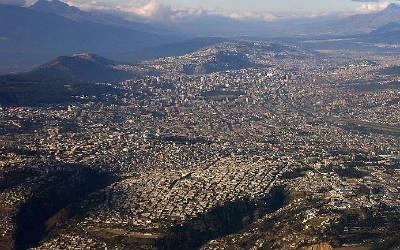 Find din rejse til Banos i Ecuador