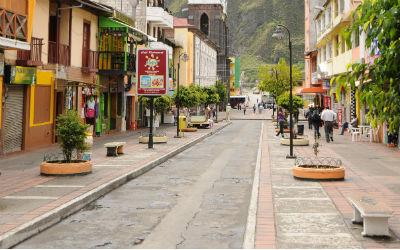 Find din rejse til Quito i Ecuador