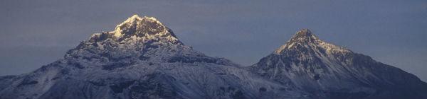 Tag med på vulkantrekking i Ecuador