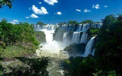 Oplev det smukke Iguazu Vandfald på din Sydamerika rejse