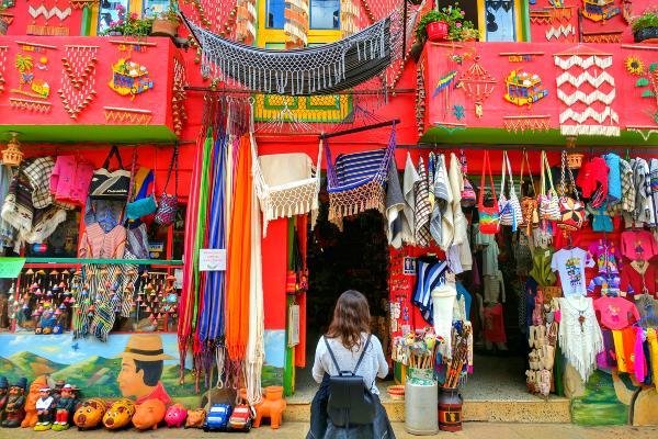 Tag på kulturrejse til Sydamerika
