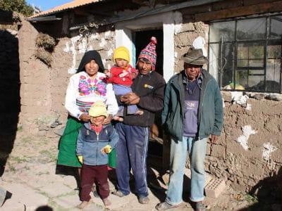 Der tales mere end 50 forskellige sprog i Peru