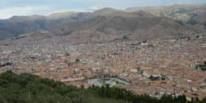 Cuzco i Peru