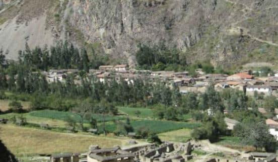 Den Hellige Dal i Peru