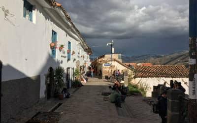 Nazca i Peru