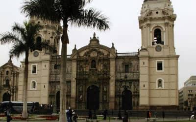 Vi har rejser til Lima i Peru