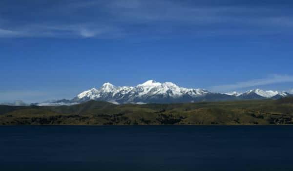 Titicaca sø i Peru