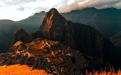 På din rejse til Sydamerika kan du opleve Machu Picchu
