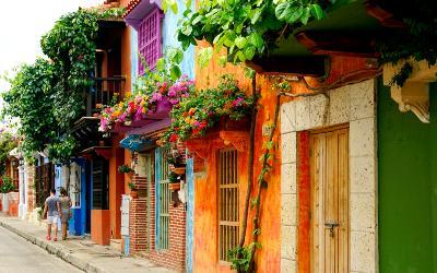 Rejs med Kipling Travel til Colombia