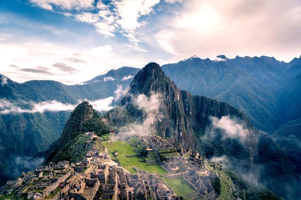 Tag på trekking rejse i Sydamerika