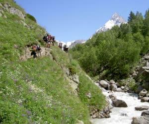 Bestig Elbrus på din Kaukasus rejse