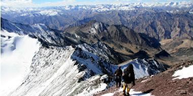 Bjergbestigning Indien