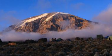 Bjergbestigning i Afrika