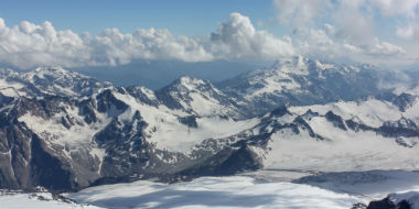 Bjergbestigning Kaukasus