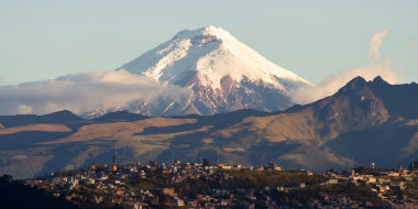 Bjergbestigning Ecuador