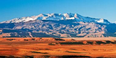 Bjergbestigning Marokko