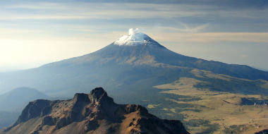 Bjergbestigning Mexico
